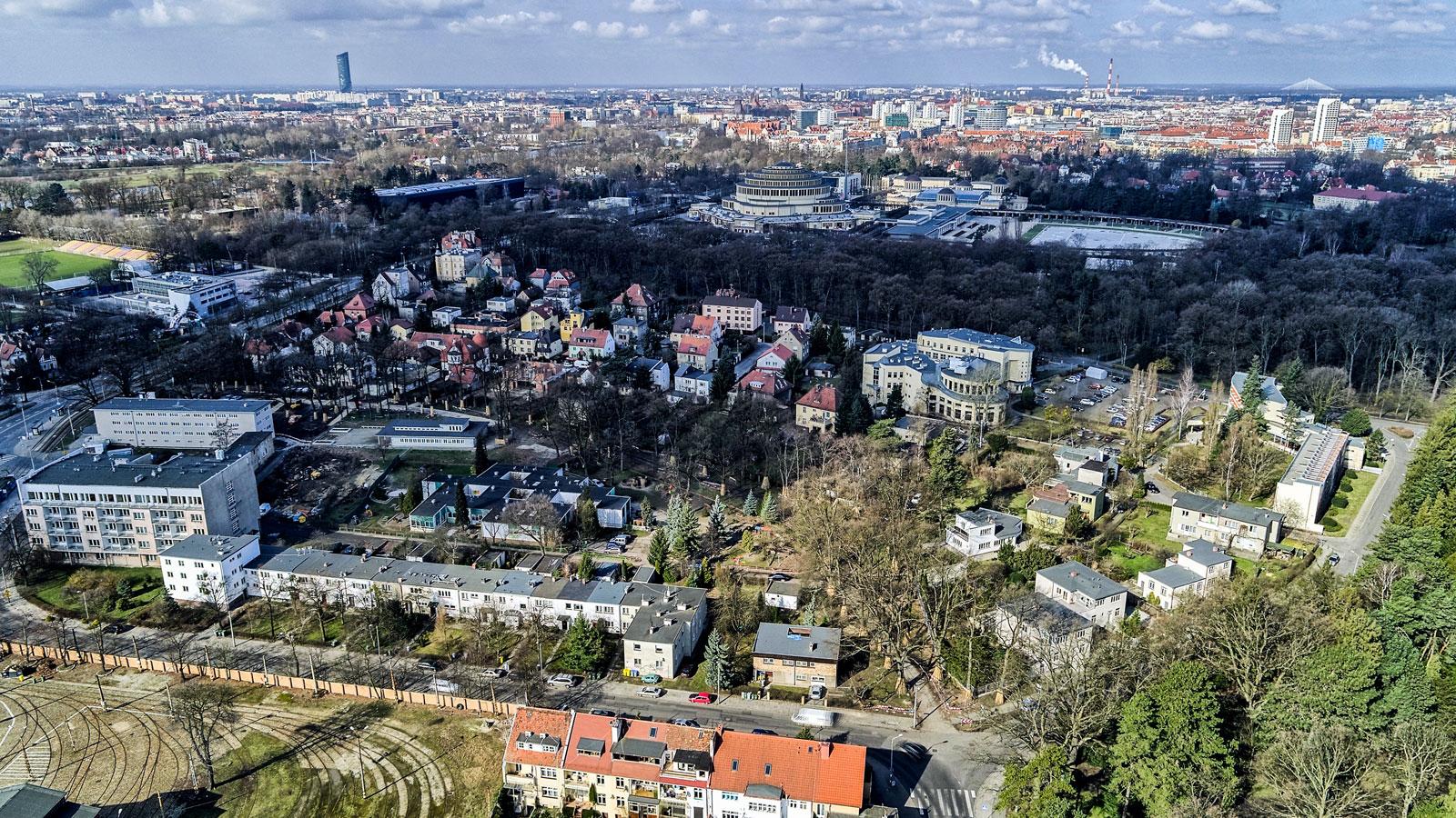 WuWA Siedlung Wrocław